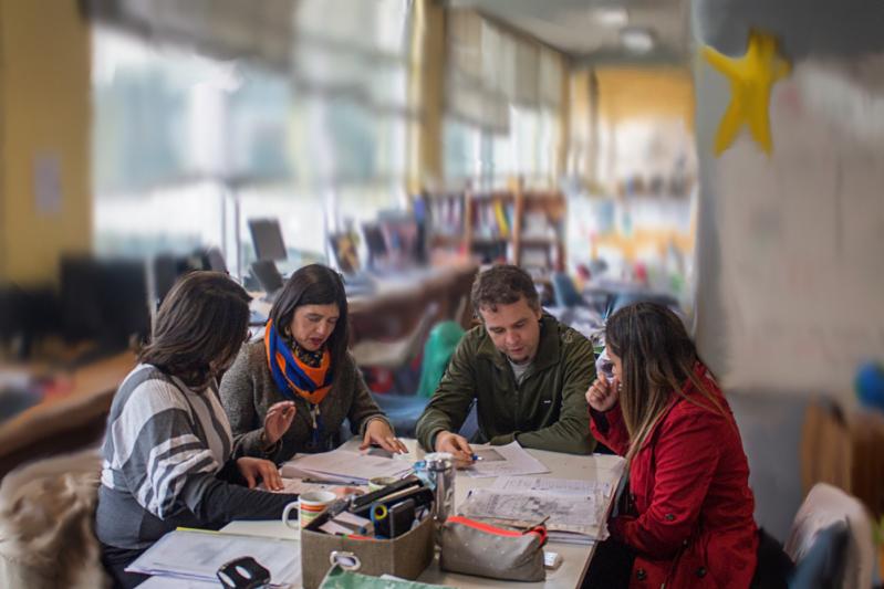 MÓDULO 1 LA EDUCACIÓN EN CHILE Y EL CONTEXTO EDUCATIVO